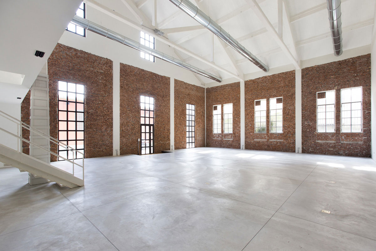 Textile - Open space, Spazio industriale di 275mq in Via Tortona 31 | location disallestita 3