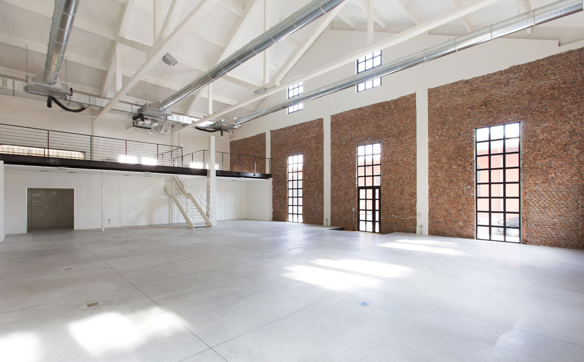 Textile - Open space, Spazio industriale di 275mq in Via Tortona 31 | location disallestita 7