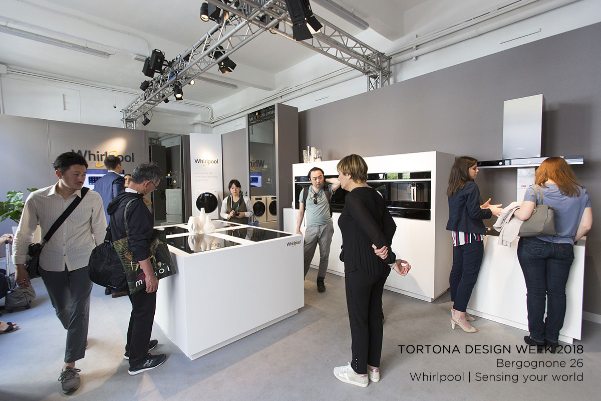 Big venues-Design Week - Open space, Spazio eventi, Spazio industriale di 1200mq in via Tortona  | location allestita 13