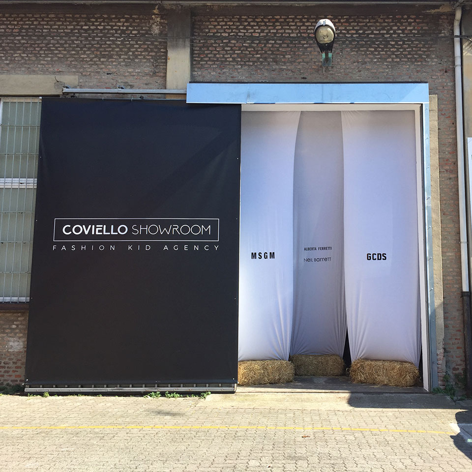MFW KID - 06/18 - Coviello Showroom