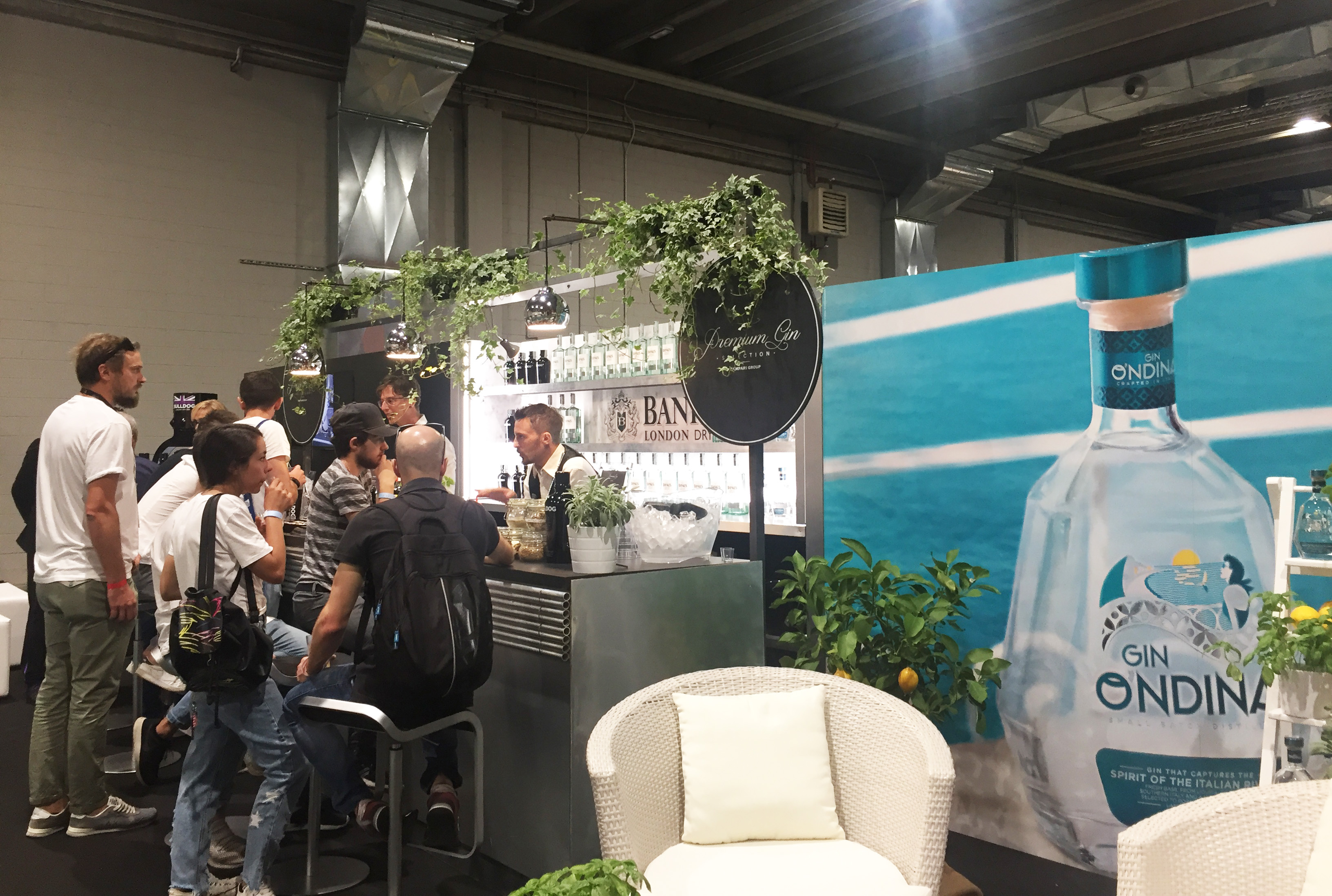 The Gin day 2018 - Juniper experience in via Watt 15 - 6