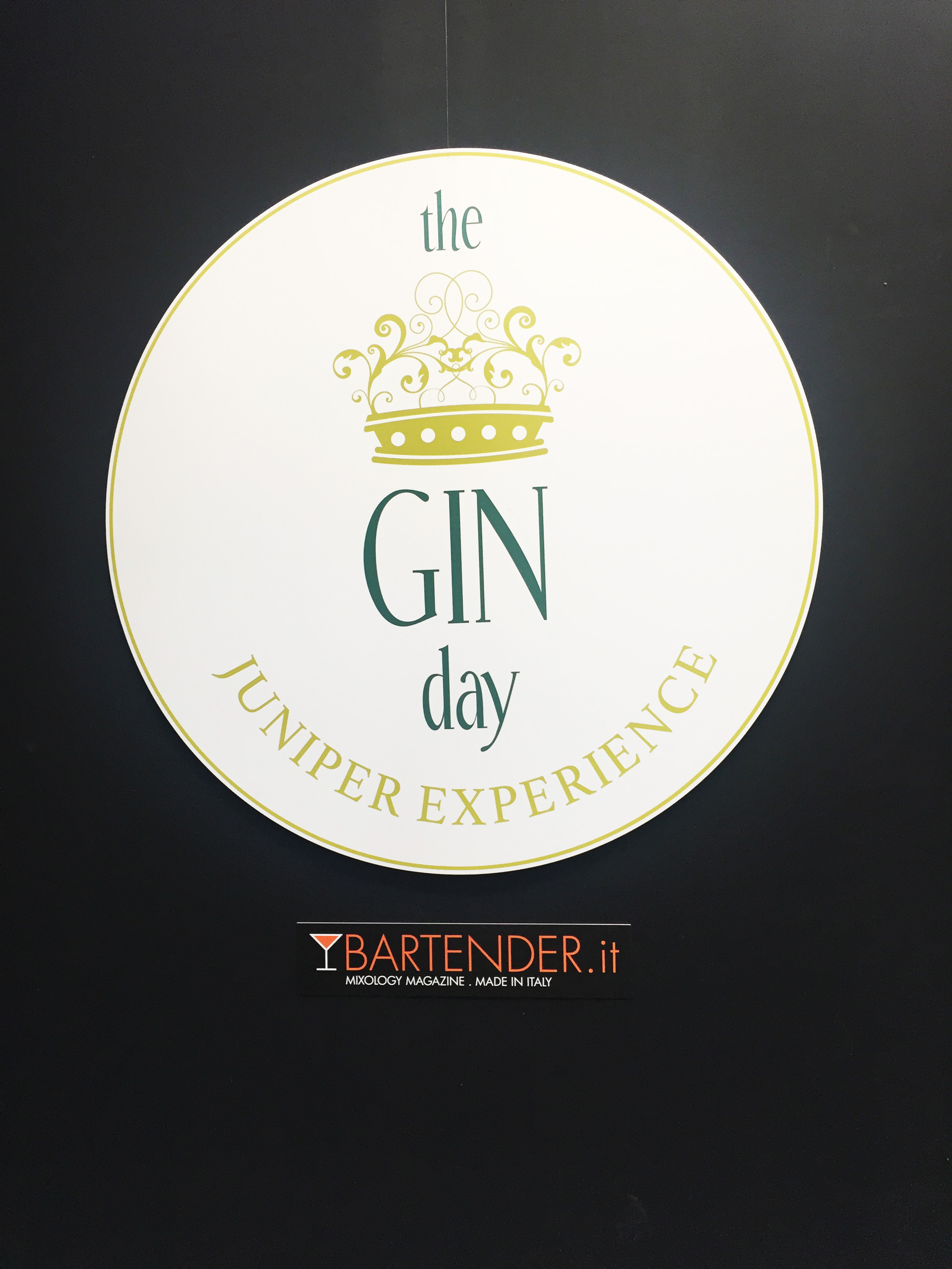 The Gin day 2018 - Juniper experience in via Watt 15 - 2