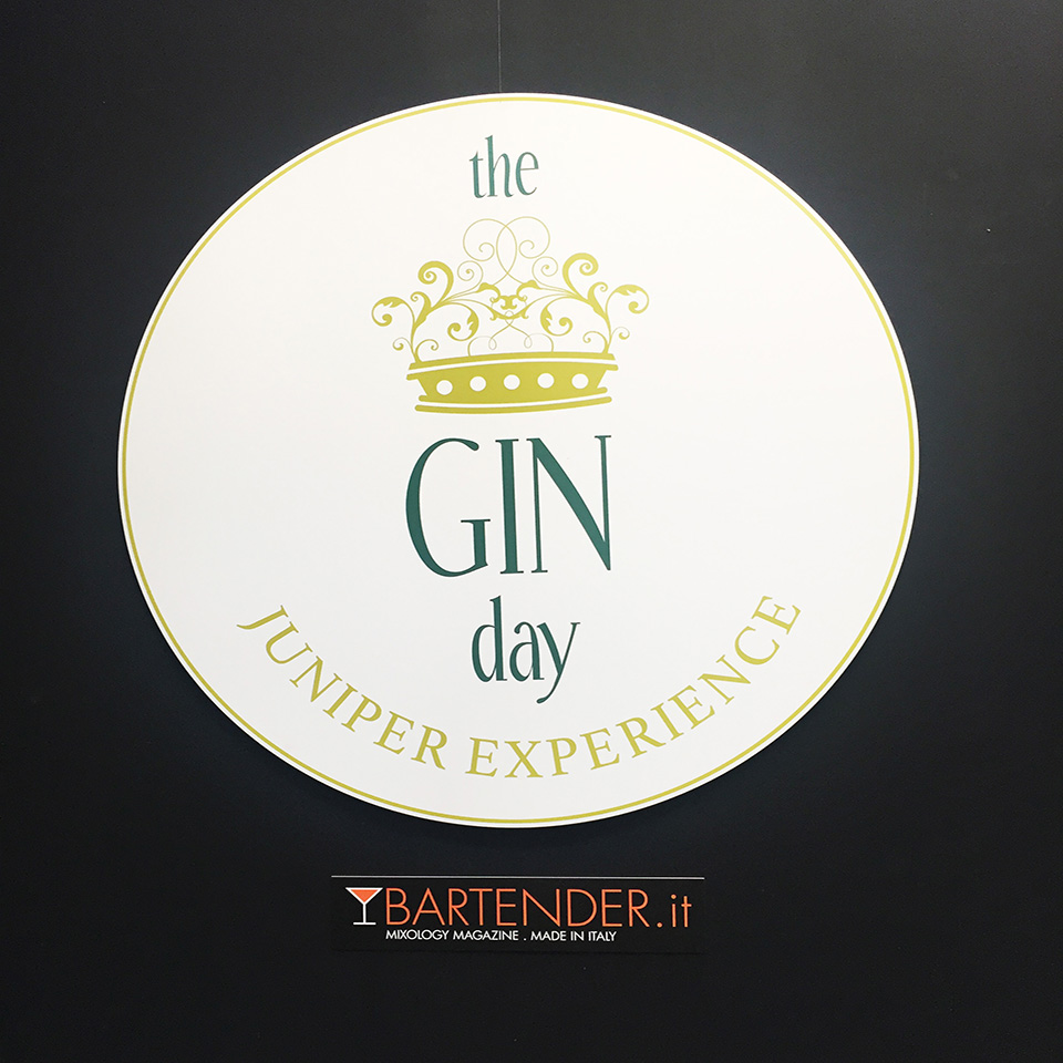 The Gin day 2018 - Juniper experience