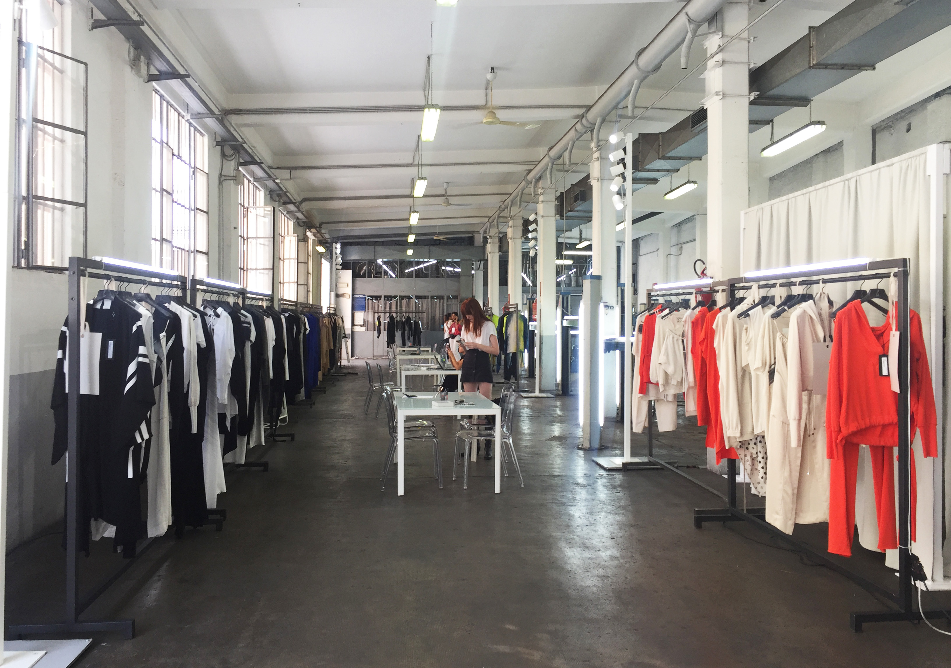 MFW WOMAN - 09/18 - Ilaria Nistri/Roque in Via Tortona 31  - 7