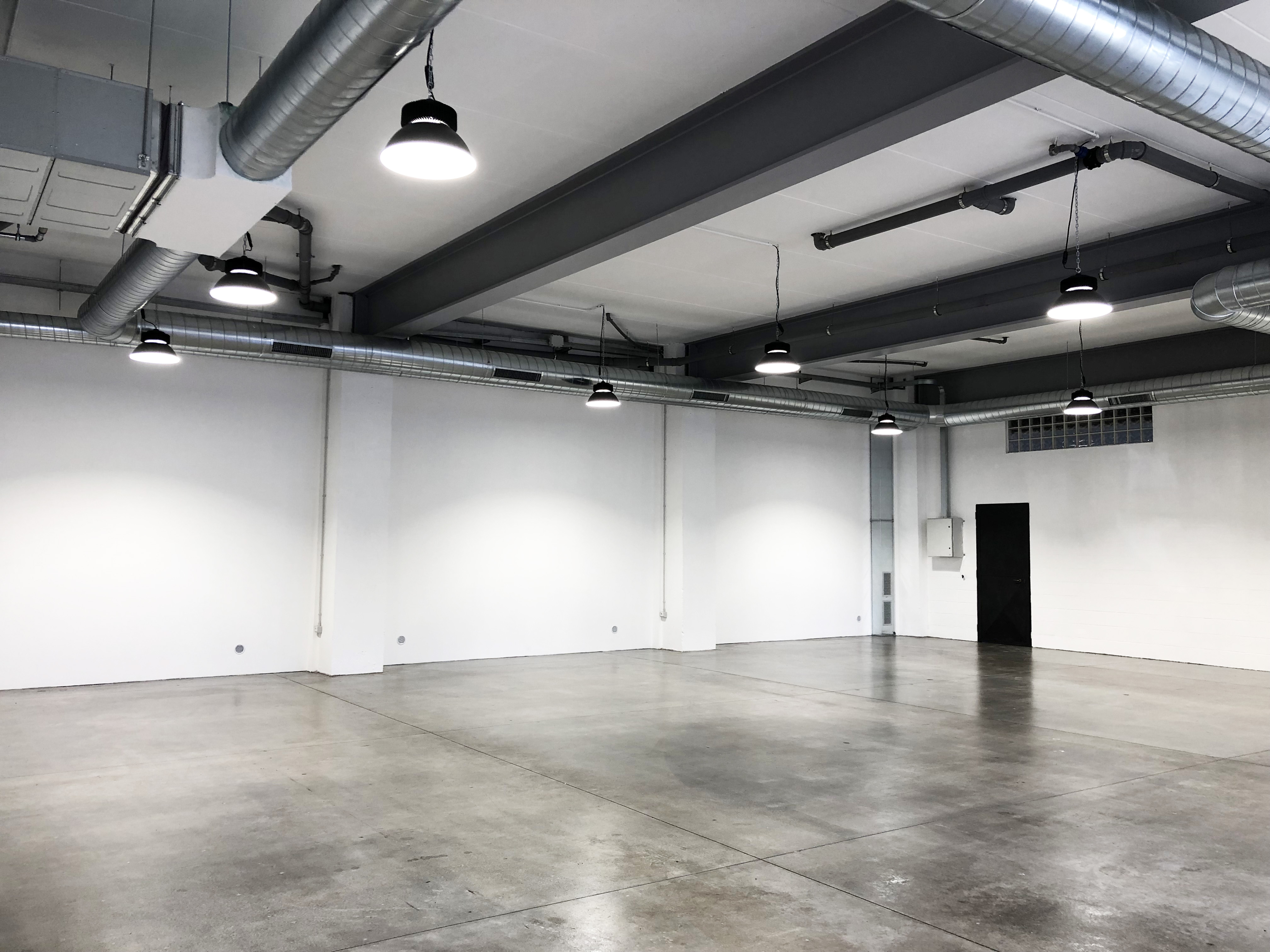 Officina3 - Open space, Spazio industriale di 200mq in Via Tortona 31  | location disallestita 2