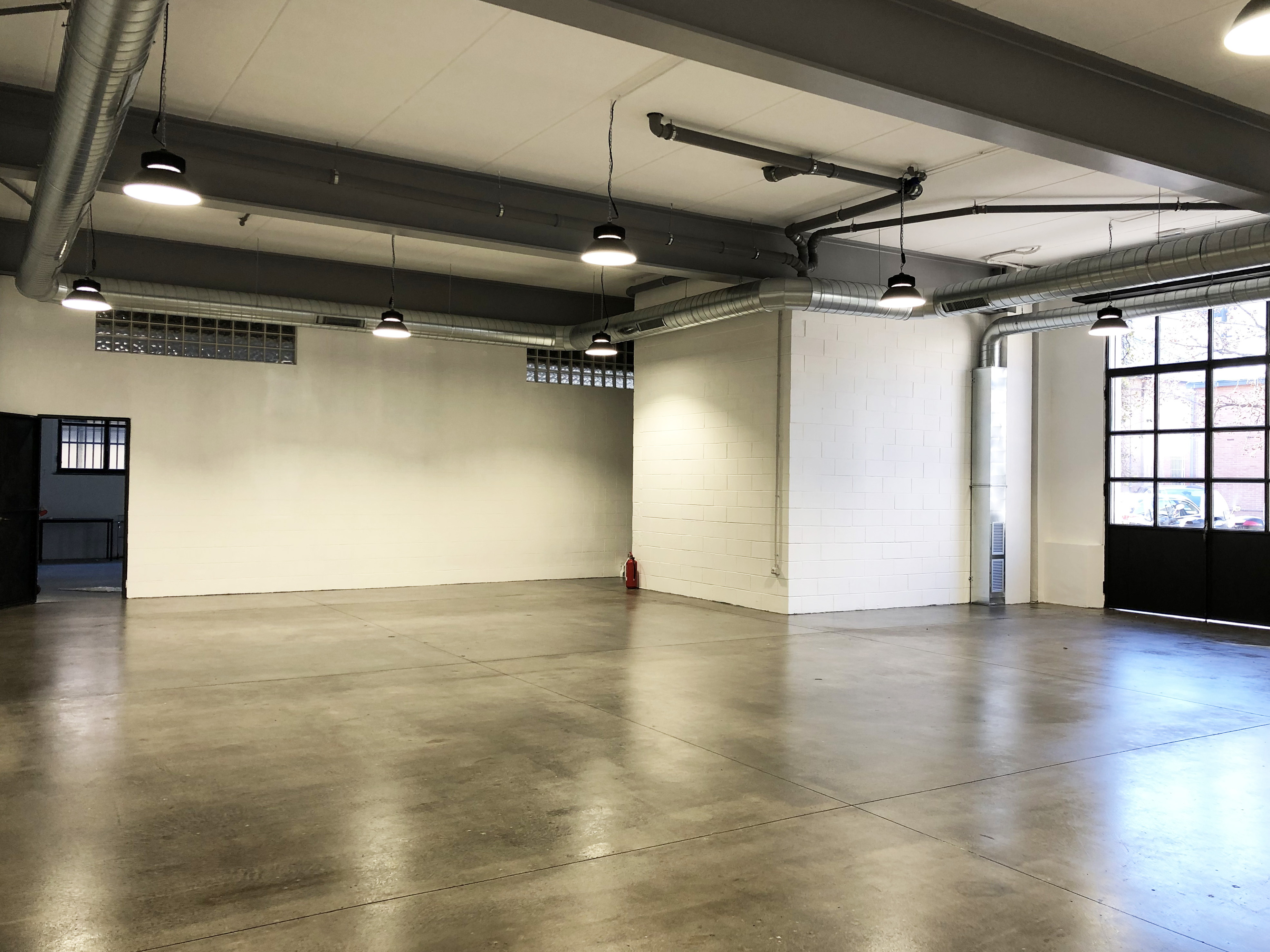 Officina3 - Open space, Spazio industriale di 200mq in Via Tortona 31  | location disallestita 8