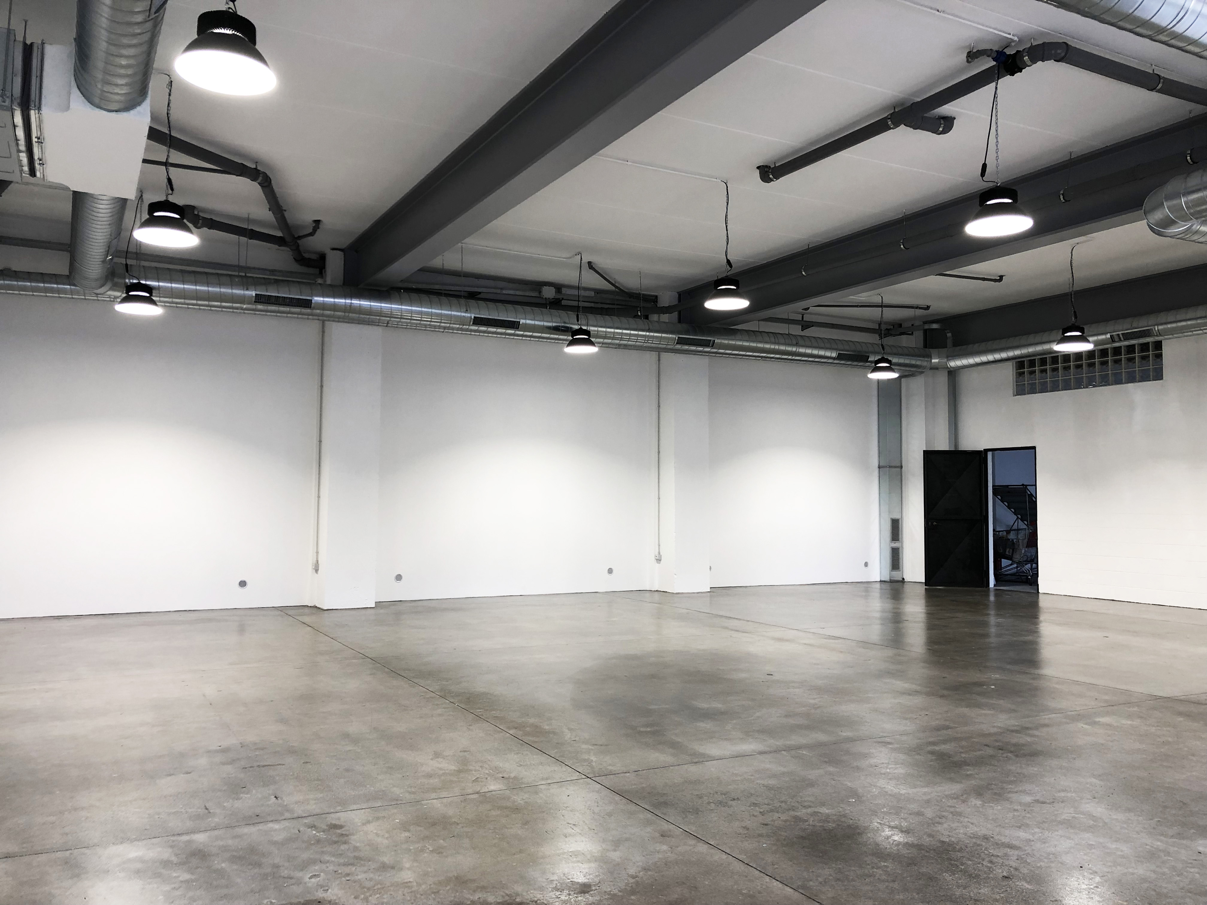 Officina3 - Open space, Spazio industriale di 200mq in Via Tortona 31  | location disallestita 5