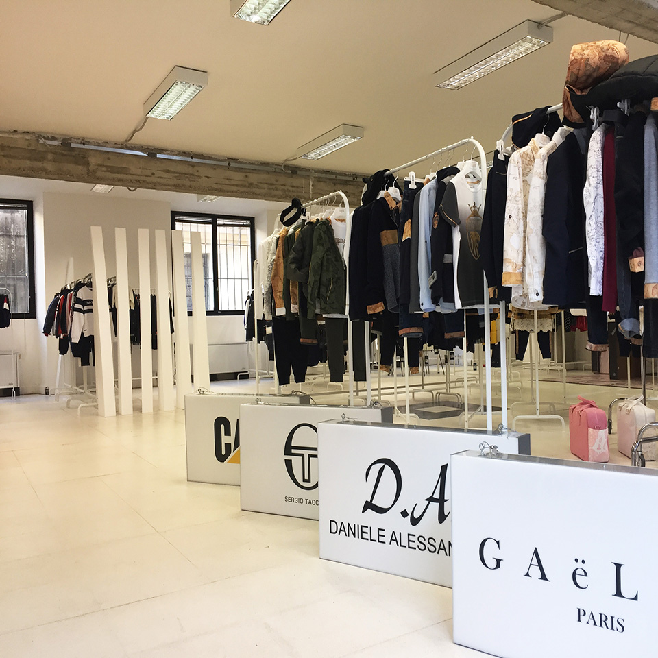 MFW KID - 01/19 - Marbel group showroom