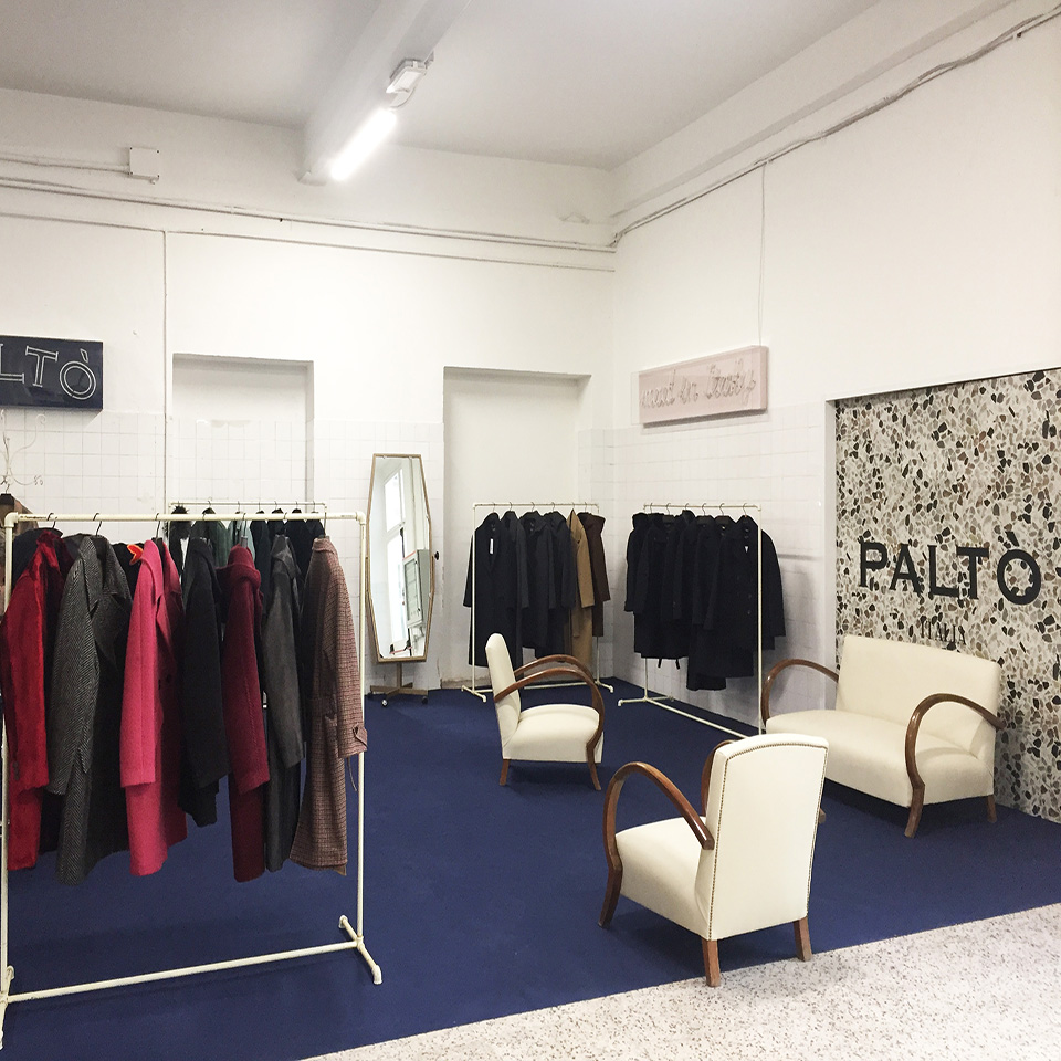 MFW MAN - 01/19 - Paltò showroom