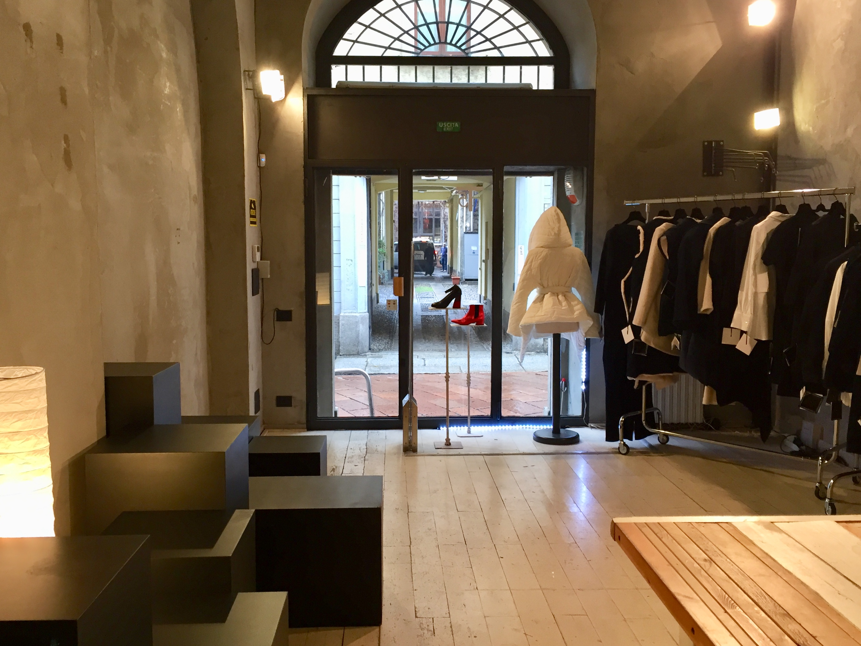 Tortona 5 - Loft, Negozio, Showroom di 50mq in Via Tortona 5 | location allestita 13