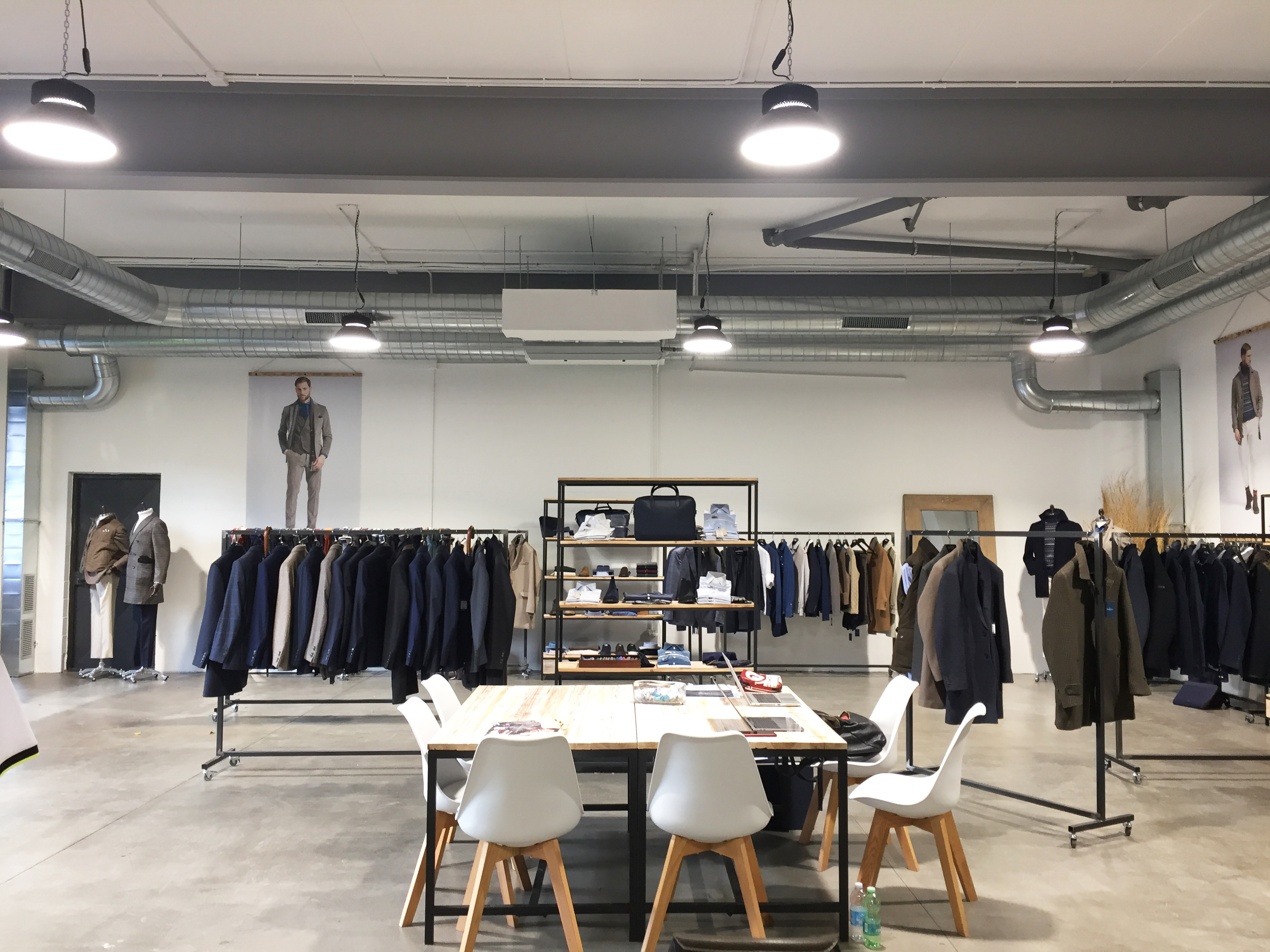 Officina3 - Open space, Spazio industriale di 200mq in Via Tortona 31  | location allestita 2