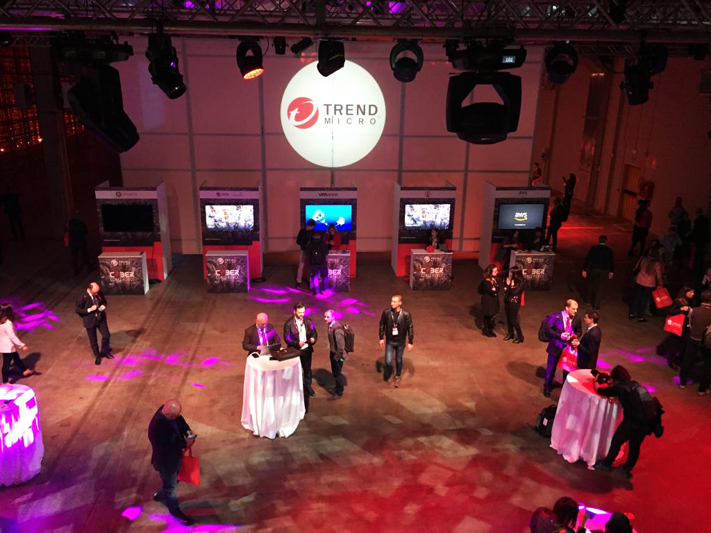 Trend Micro - Cyber Conference in via Watt 15 - 1