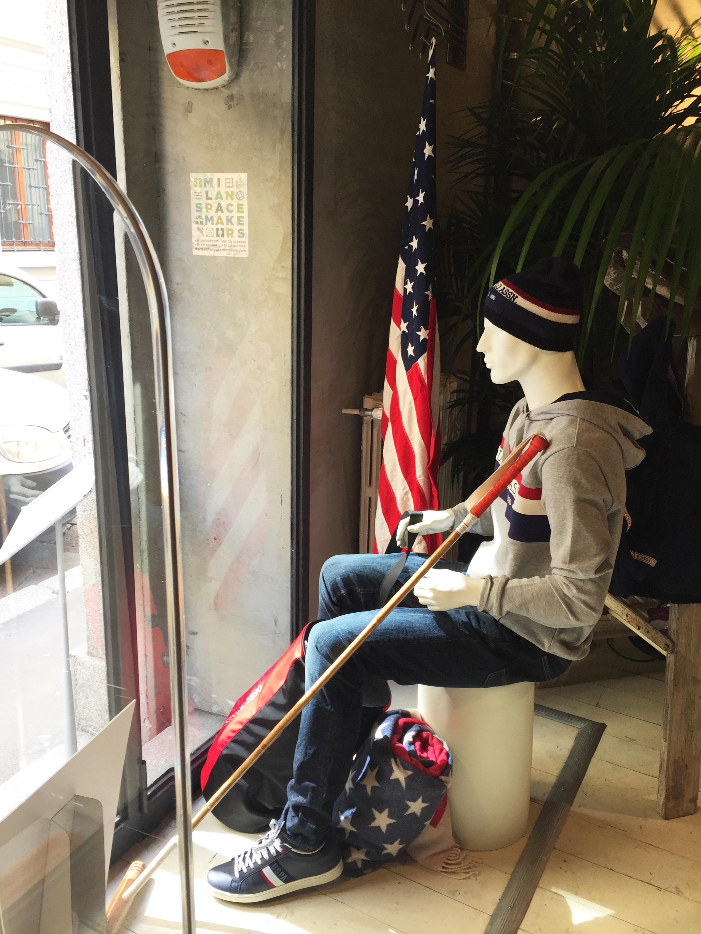 U.S. POLO ASSN. - press day  in Via Tortona 5 - 1