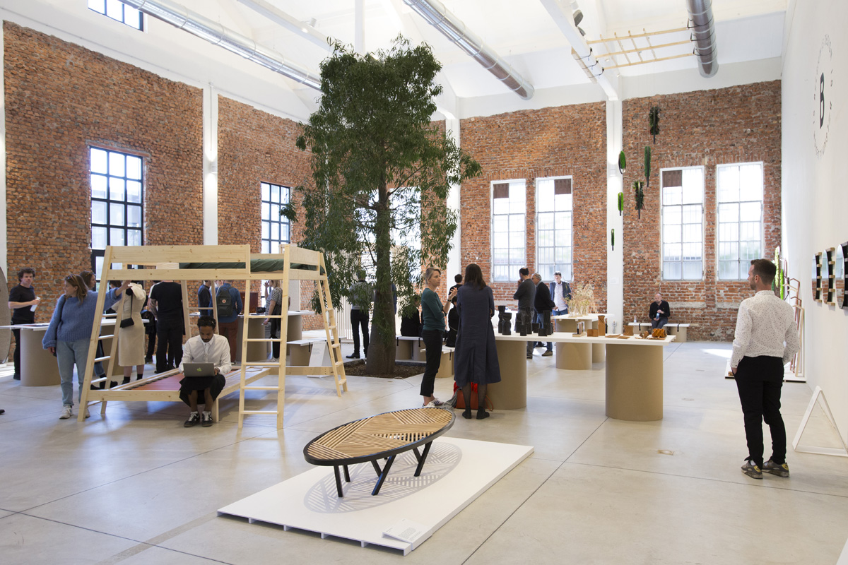 Textile - Open space, Spazio industriale di 275mq in Via Tortona 31 | location allestita 2