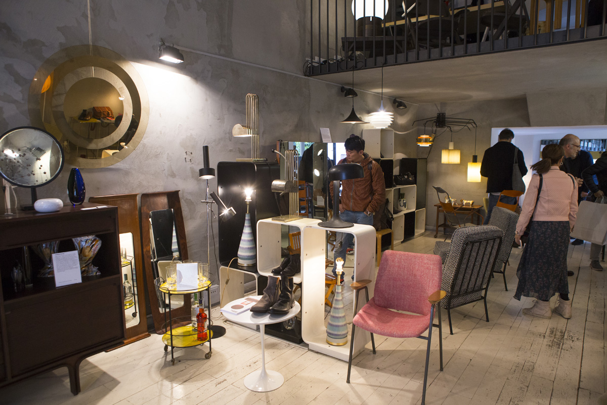 Tortona 5 - Loft, Negozio, Showroom di 50mq in Via Tortona 5 | location allestita 3