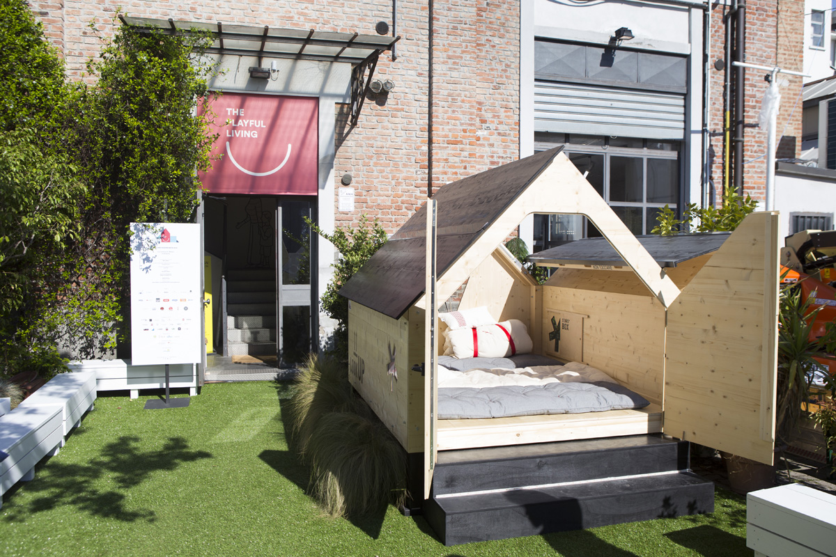 FUORISALONE - 04/19 - The Playful Living in via Tortona 31 - 2