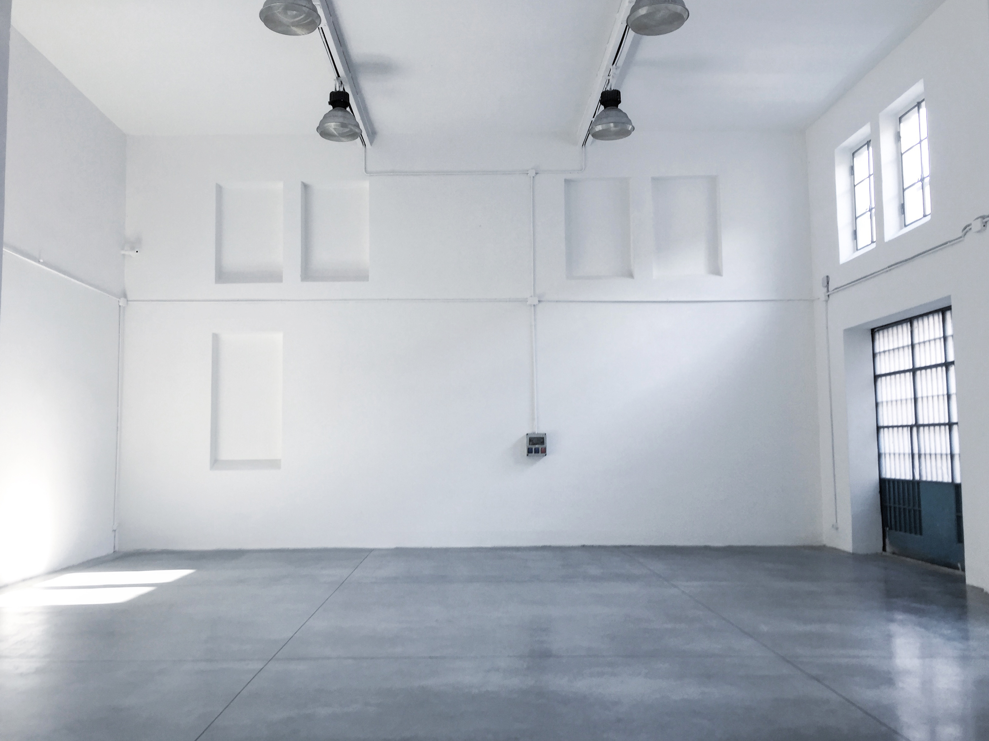 Opificio 31-Officina 31 - Open space, Spazio industriale di 180mq in Via Tortona 31 | location disallestita 3