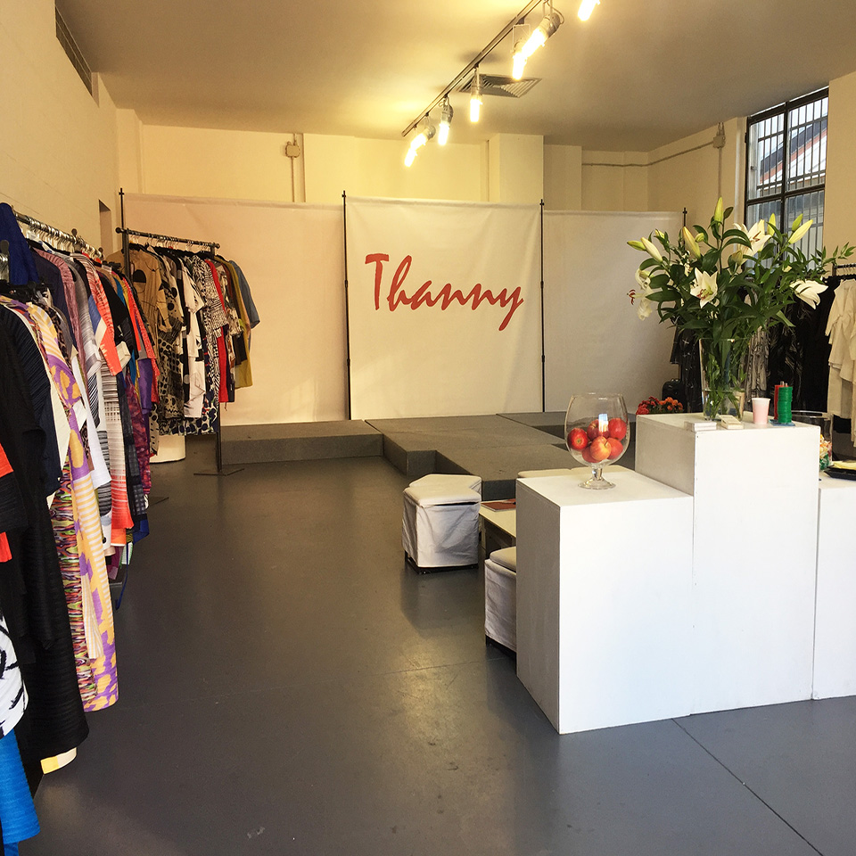 MFW WOMAN - 09/19 - Thanny showroom