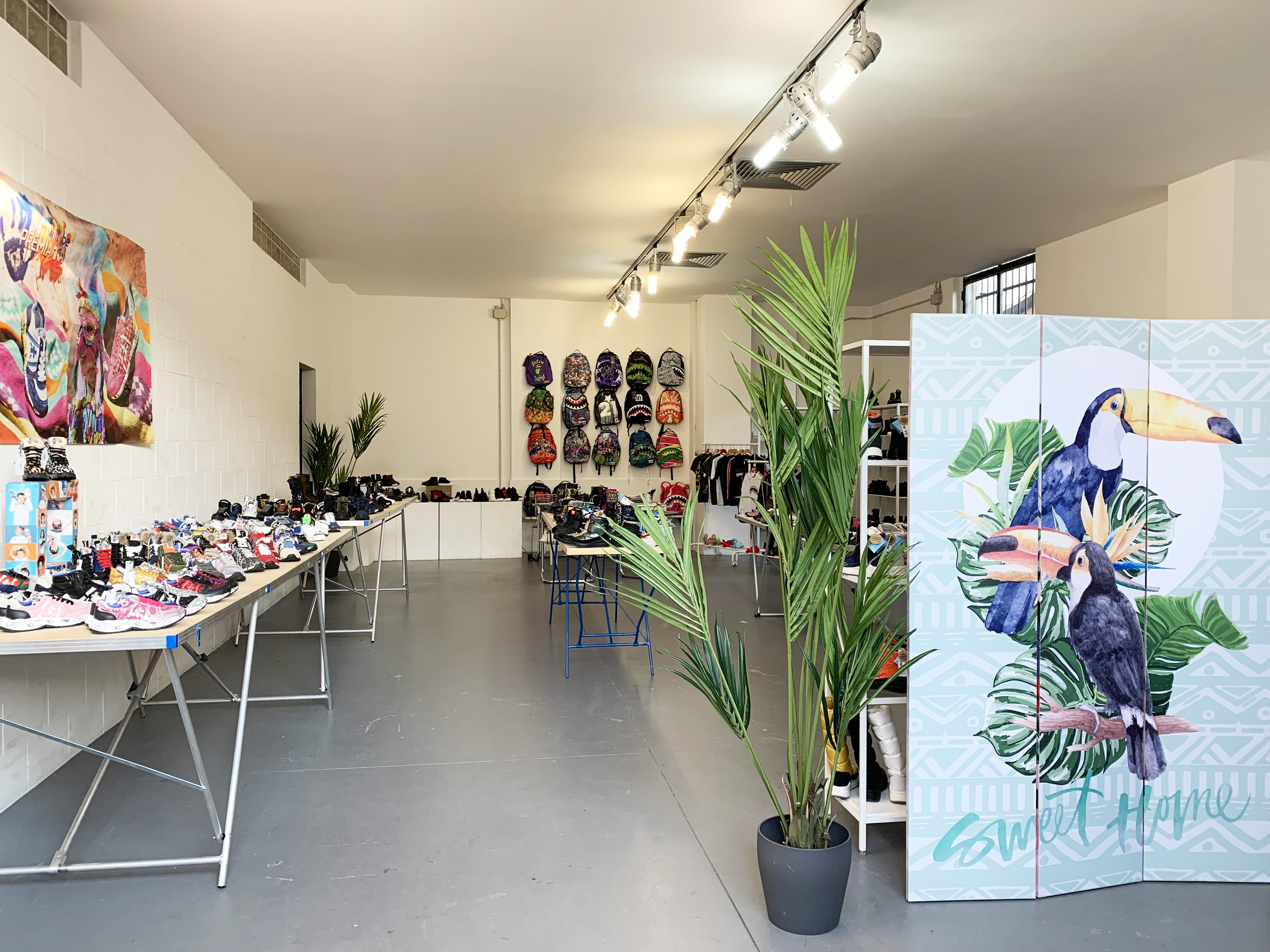 MFW KID - 01/20 - Z&S showroom  in via Tortona 31 - 1