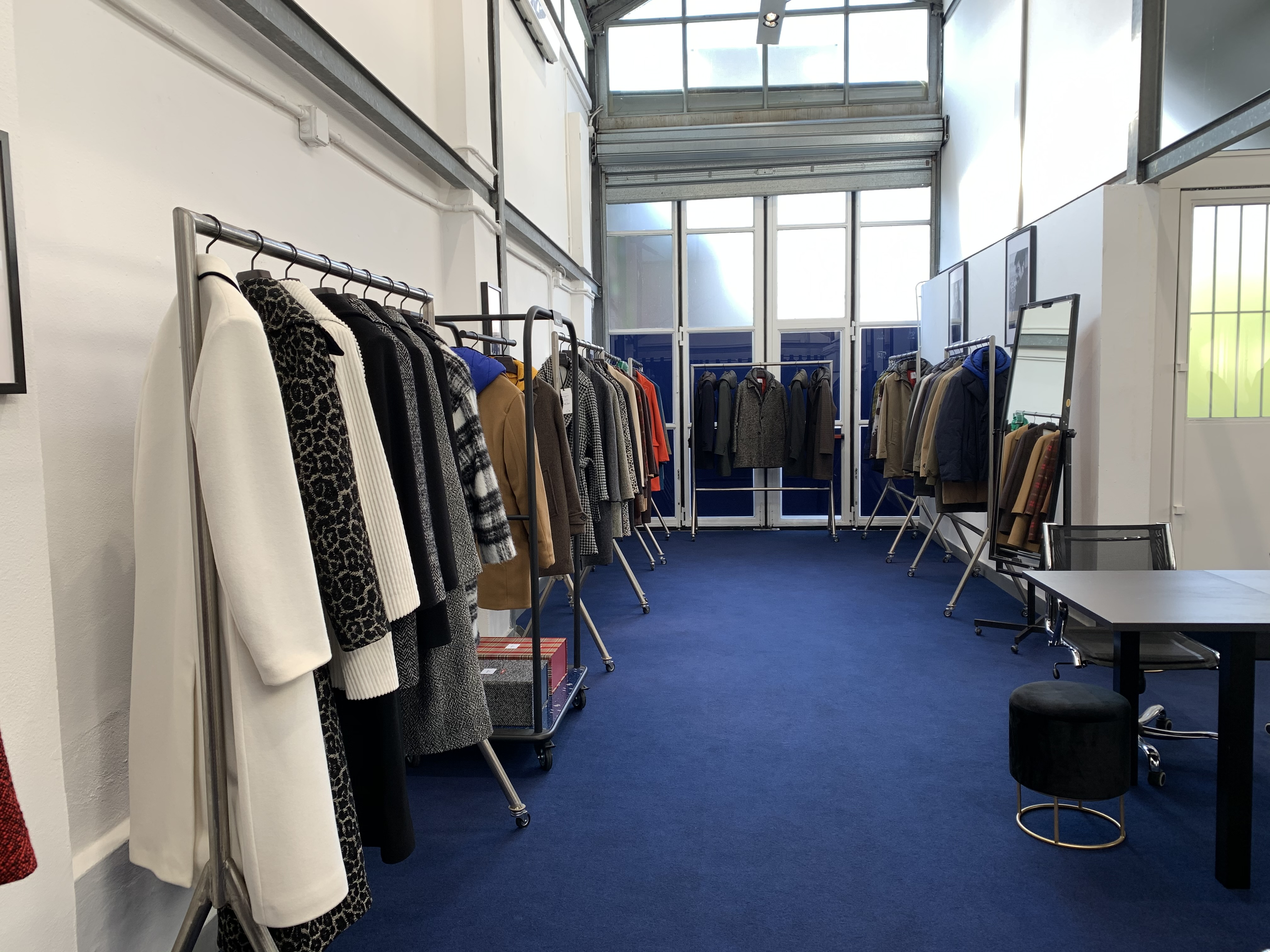 Sales campaign FW2020 - Paltò in Via Tortona 31 - 2