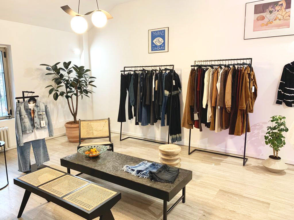 Sales campaign FW2020 - Lois Jeans  in Via Tortona 31 - 2