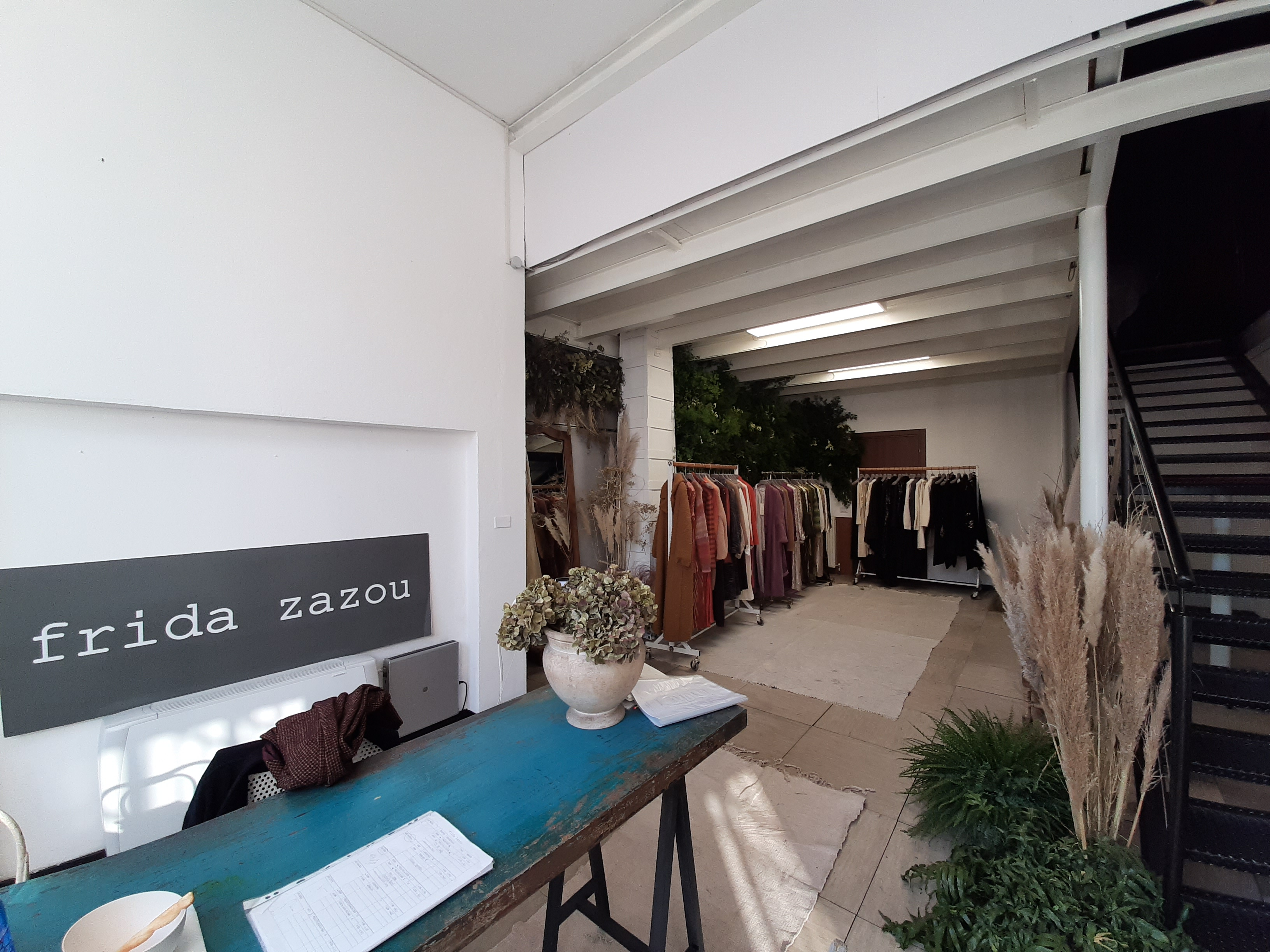 Opificio 31-Textile Mini - Laboratorio, Open space di 40mq in Via Tortona 31 | location allestita 3