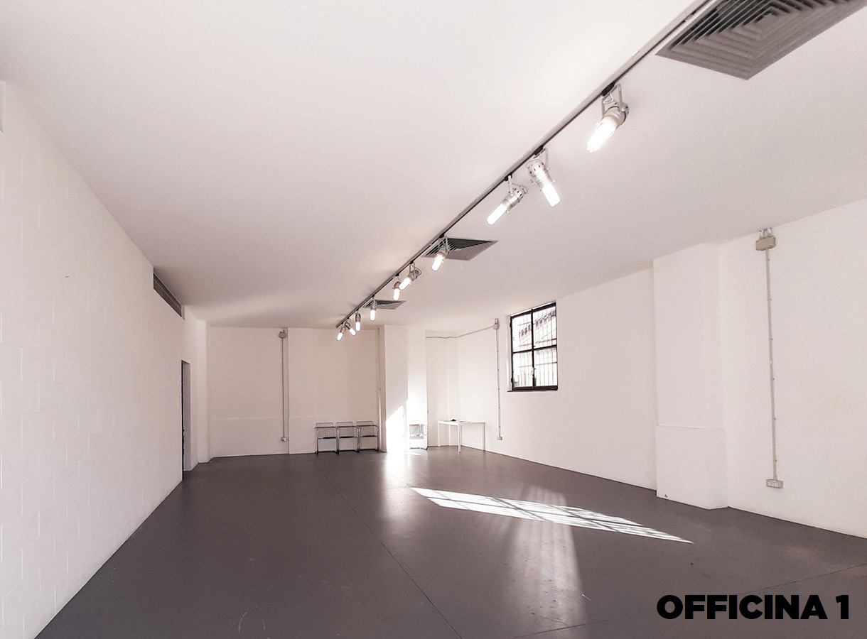 Opificio 31-Officine Cova - Officina, Open space, Showroom, Spazio outdoor di 320mq in Via Tortona 31 | location disallestita 2