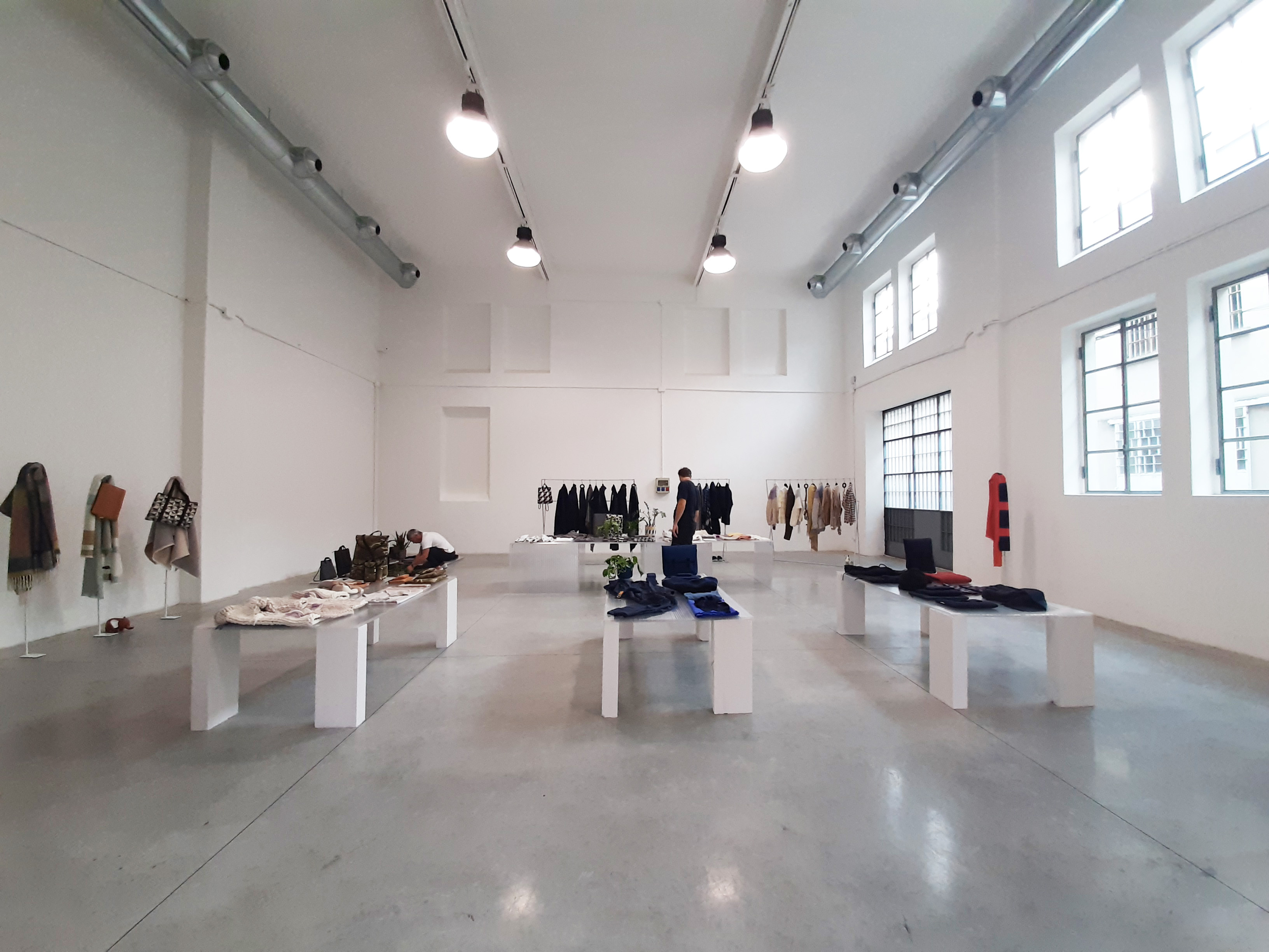 Opificio 31-Officina 31 - Open space, Spazio industriale di 180mq in Via Tortona 31 | location allestita 1