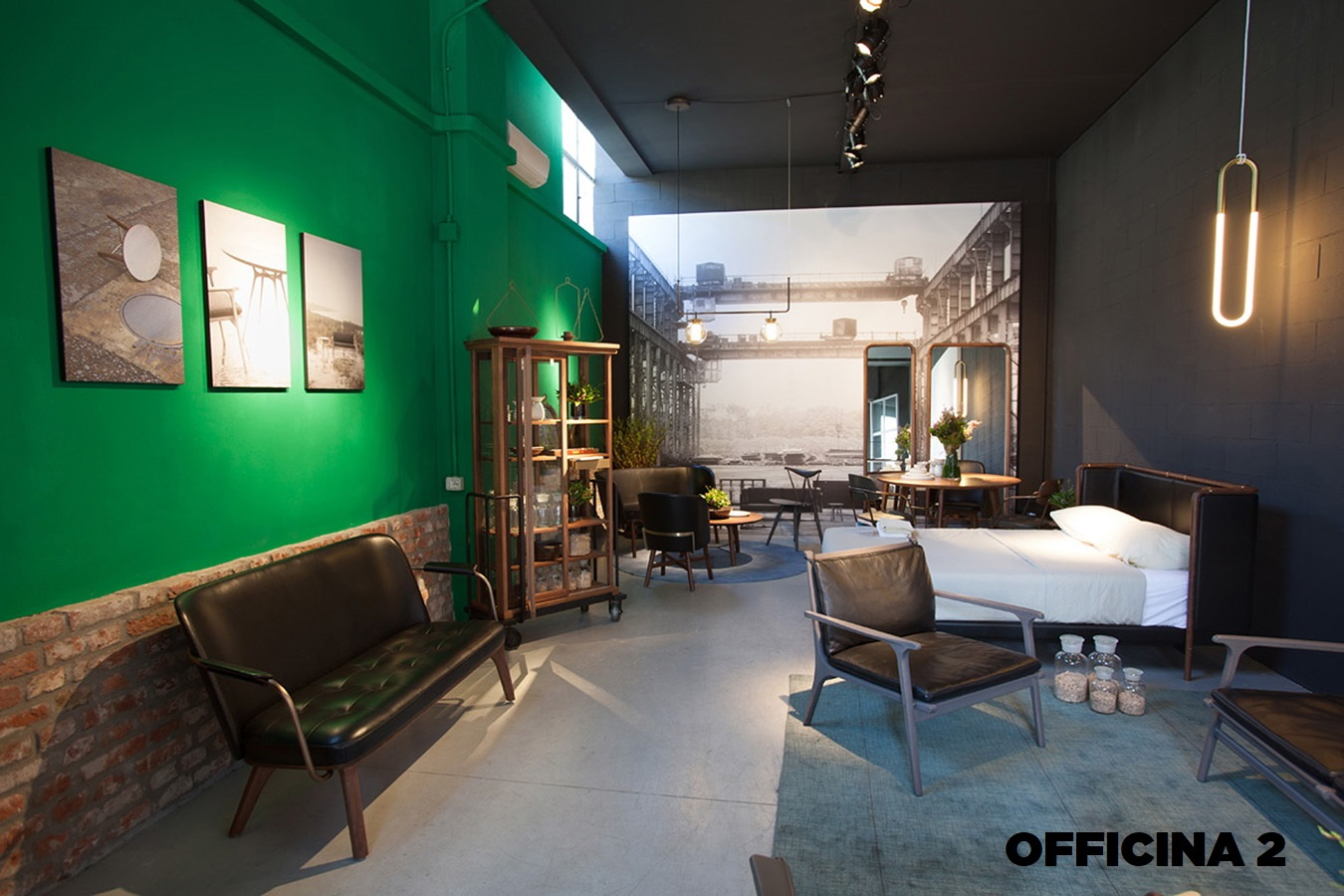 Opificio 31-Officine Cova - Officina, Open space, Showroom, Spazio outdoor di 320mq in Via Tortona 31 | location disallestita 9
