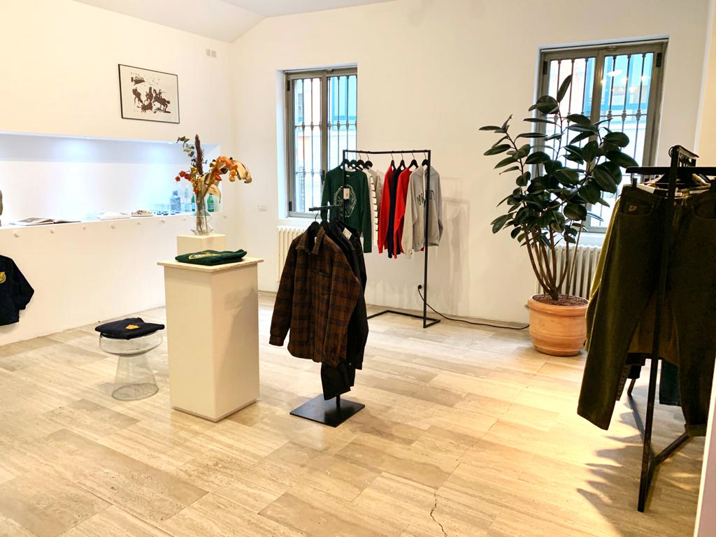 Opificio31-App31 - Showroom di 145mq in Via Tortona 31 | location allestita 5