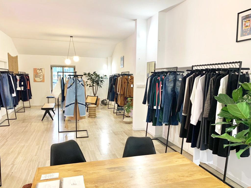 Opificio31-App31 - Showroom di 145mq in Via Tortona 31 | location allestita 2