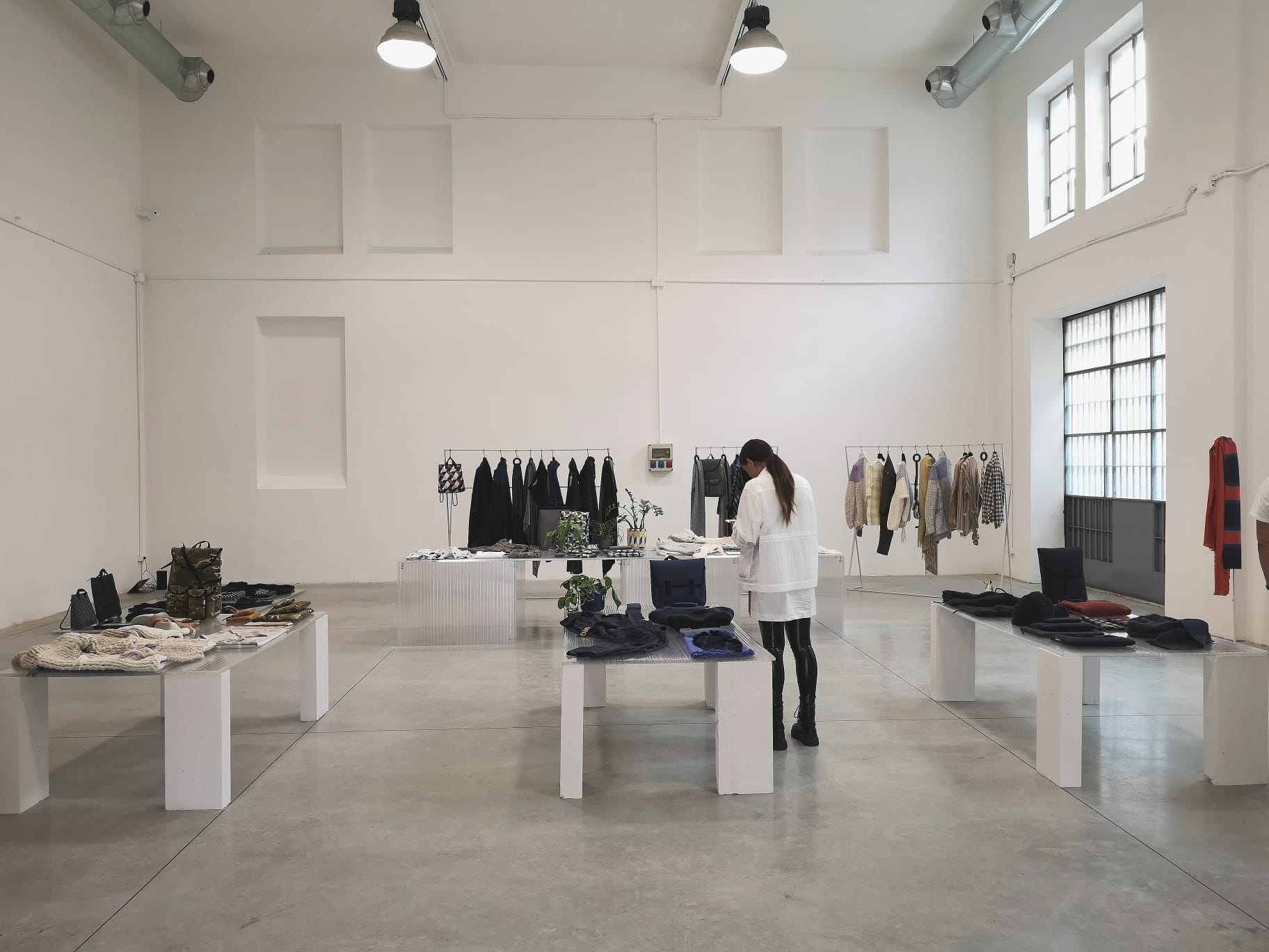 Opificio 31-Officina 31 - Open space, Spazio industriale di 180mq in Via Tortona 31 | location allestita 2