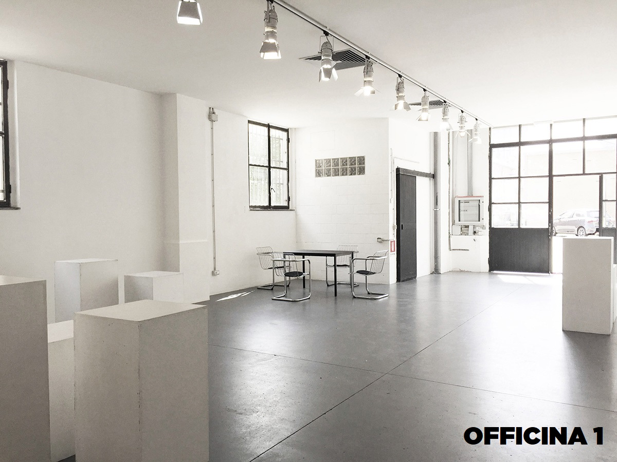 Opificio 31-Officine Cova - Officina, Open space, Showroom, Spazio outdoor di 320mq in Via Tortona 31 | location disallestita 4