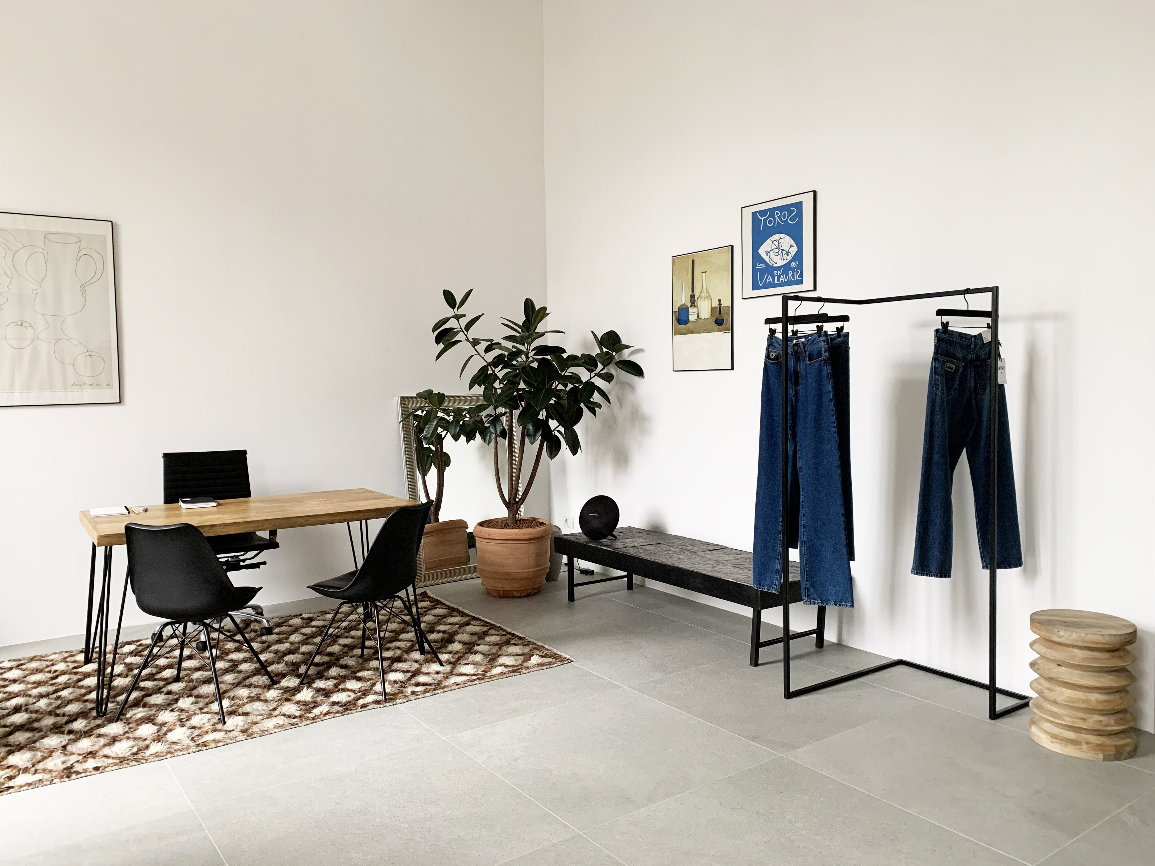 Lois Jeans - temporay showroom AI 21/22 in Via Tortona 31 - 3